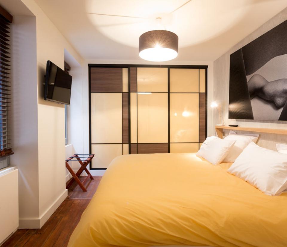 Moutarde appartement louer dijon pour les vacances for Appartement atypique dijon louer