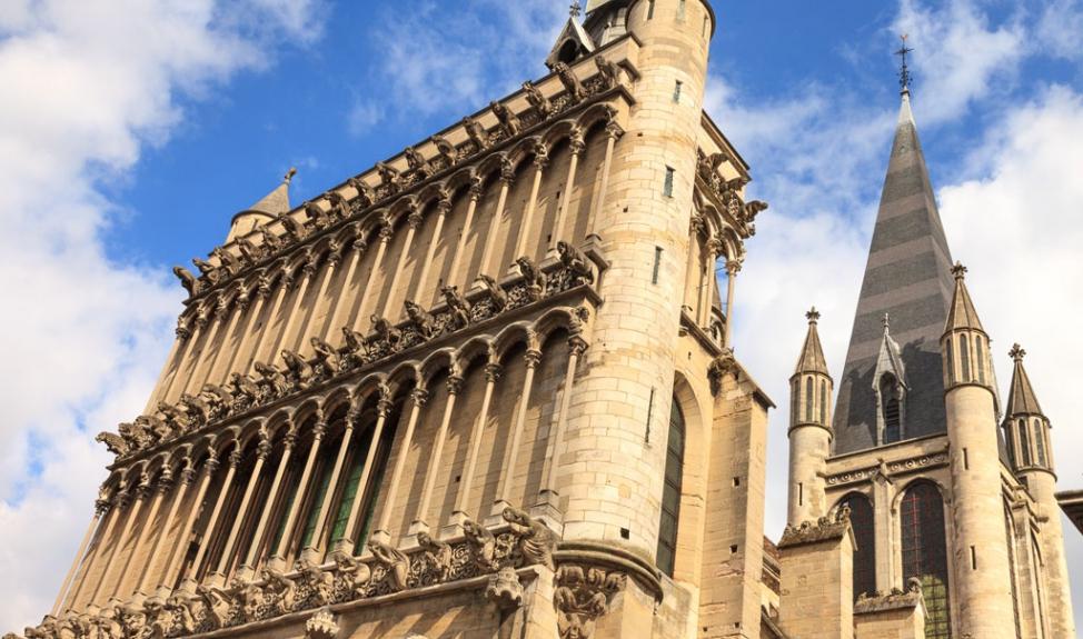 Discover dijon dijon la belle adresse for Dijon architecture